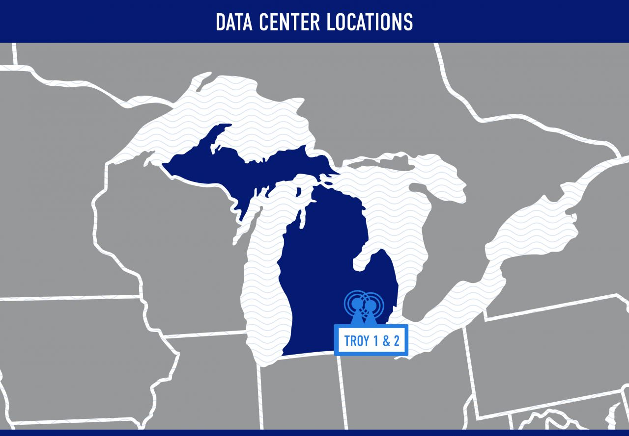 ManagedWay data center locations